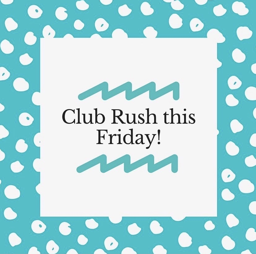 Club Rush Goes Virtual