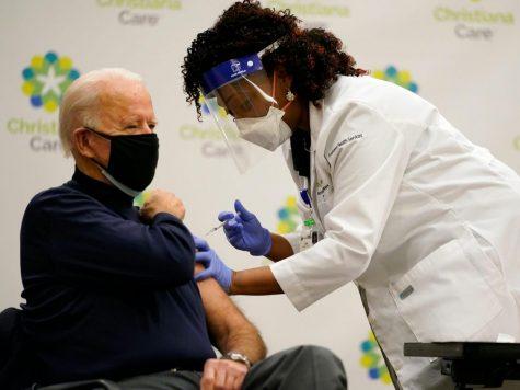 President Biden Unveils Vaccine Plan