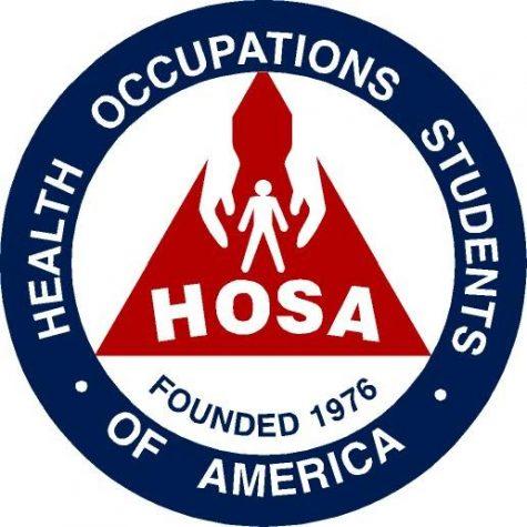 Spotlight on the HOSA Club