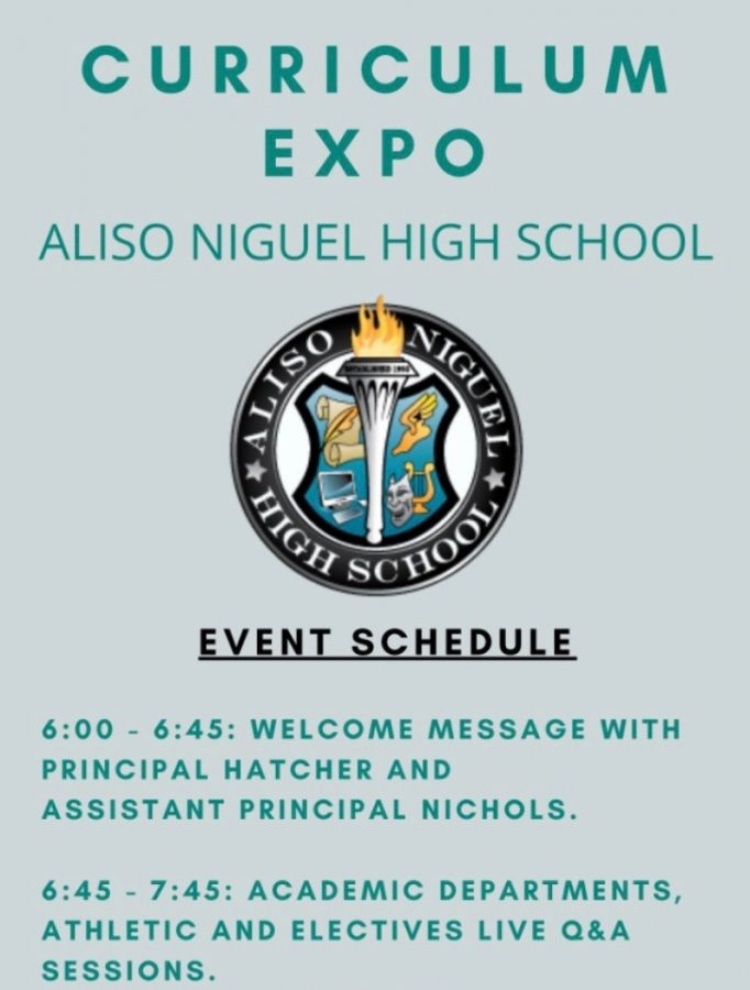 ANHS Curriculum Expo