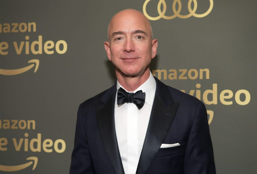Jeff+Bezos+Stepping+Down+From+Amazon