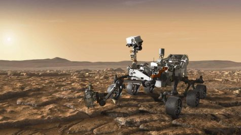 Mars 2020 Perseverance Rover