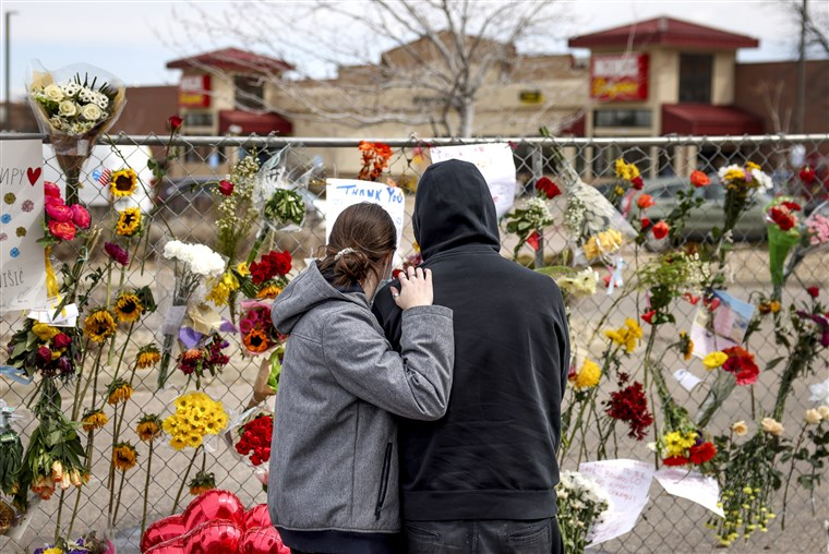 Mass Shooting Takes Place in Colorado