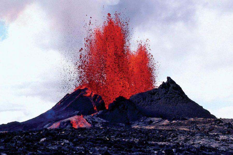 Imminent Eruption of Mount Kīlauea
