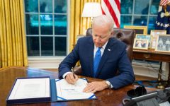 Biden Signs Bill To Avoid Government Shutdown