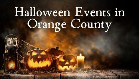 Halloween Events in Orange County
