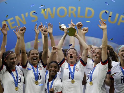 U.S. Soccer Offers Equal Contracts for Men's and Women's Soccer